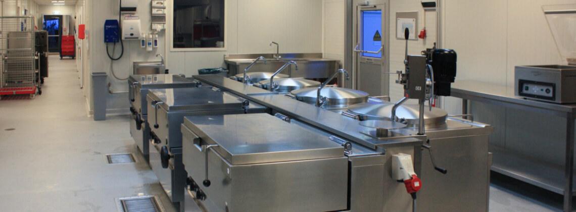 Kessel Rental   Verhuur Van Tijdelijke Keukens, Restaurants En  Keukencontainers